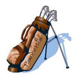 Logo of golf course named Pawnee Hills Golf Club