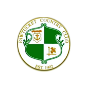 Logo of golf course named Pawtucket Country Club