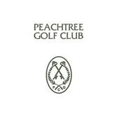 Logo of golf course named Peachtree Golf Club