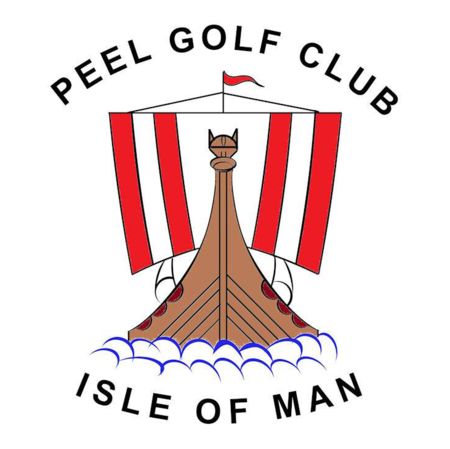 Logo of golf course named Peel Golf Club