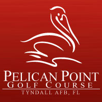 Logo of golf course named Pelican Point Golf Course