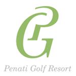 Logo of golf course named Penati Golf Resort