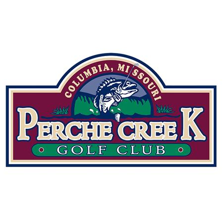 Logo of golf course named Perche Creek Golf Club