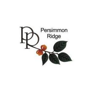 Logo of golf course named Persimmon Ridge Golf Club