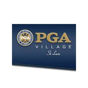 Logo of golf course named PGA Golf Club - Wanamaker Course