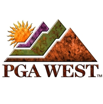 Logo of golf course named PGA WEST - Stadium Course