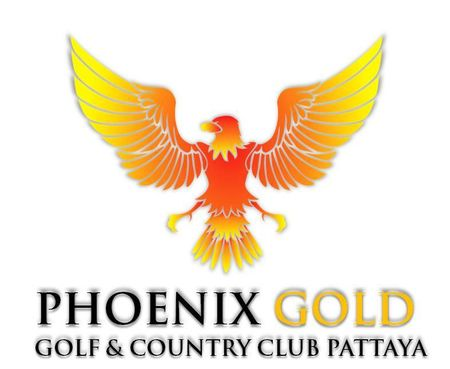Logo of golf course named Phoenix Gold Golf & Country Club