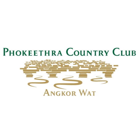 Logo of golf course named Phokeethra Country Club