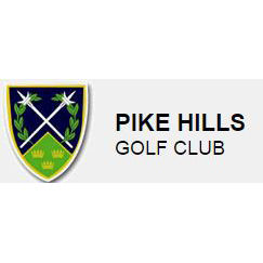 Logo of golf course named Pike Hills Golf Club