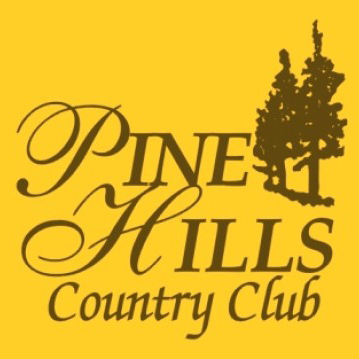 Logo of golf course named Pine Hill Country Club