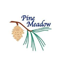 Logo of golf course named Pine Meadow Golf Club