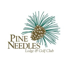 Logo of golf course named Pine Needles Lodge and Golf Club