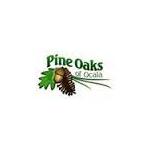 Logo of golf course named Pine Oaks of Ocala