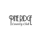 Logo of golf course named Pine Ridge Country Club