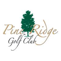 Logo of golf course named Pine Ridge Golf Club