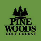 Logo of golf course named Pine Woods Golf Course