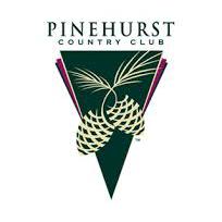 Logo of golf course named Pinehurst Country Club