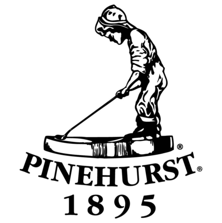 Logo of golf course named Pinehurst No. 2