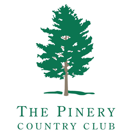 Logo of golf course named Pinery Country Club