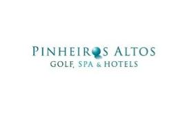 Logo of golf course named Pinheiros Altos Golf Resort