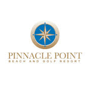 Logo of golf course named Pinnacle Point Beach and Golf Resort