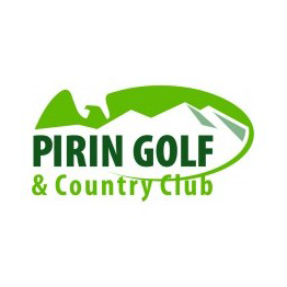 Logo of golf course named Pirin Golf and Country Club