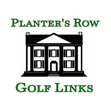 Logo of golf course named Planter's Row Golf Links