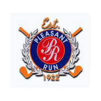 Logo of golf course named Pleasant Run Golf Course