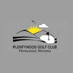 Logo of golf course named Plentywood Golf Club