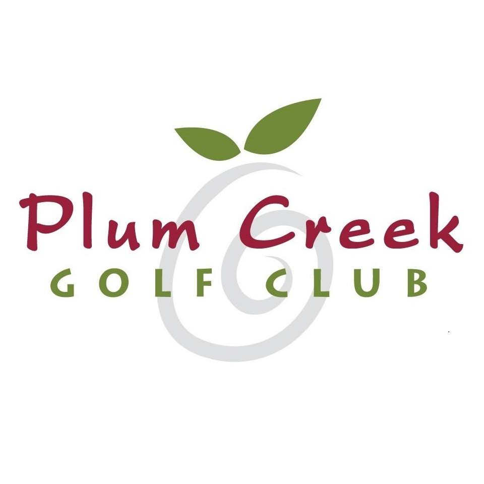 Logo of golf course named Plum Creek Golf and Country Club