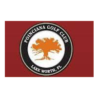 Logo of golf course named Poinciana Country Club