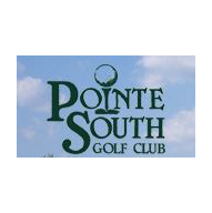 Logo of golf course named Pointe South Golf Club