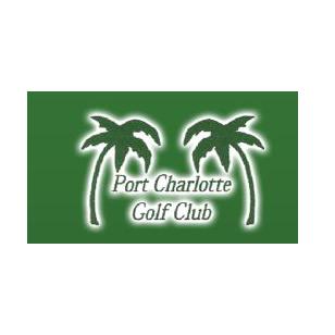 Logo of golf course named Port Charlotte Golf Club