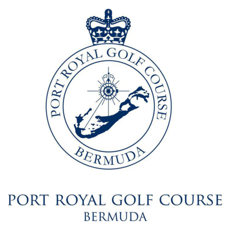 Logo of golf course named Port Royal Golf Course