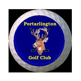Logo of golf course named Portarlington Golf Club