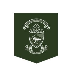 Logo of golf course named Portmarnock Golf Club