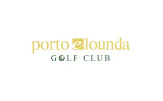 Logo of golf course named Porto Elounda Golf Club