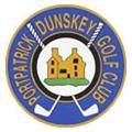 Logo of golf course named Portpatrick Golf Club
