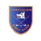 Logo of golf course named Portsalon Golf Club