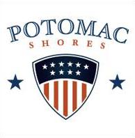 Logo of golf course named Potomac Shores Golf Club