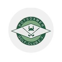 Logo of golf course named Potsdamer Golf Club
