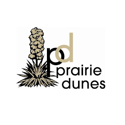 Logo of golf course named Prairie Dunes Country Club