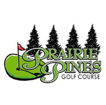 Logo of golf course named Prairie Pines Golf Course