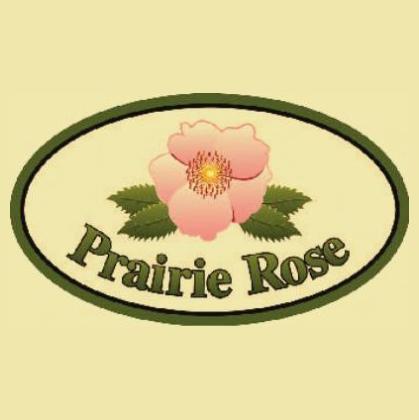 Logo of golf course named Prairie Rose Golf Club