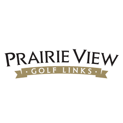 Logo of golf course named Prairie View Golf Links