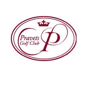Logo of golf course named Pravets Golf Club