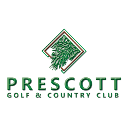 Logo of golf course named Prescott Country Club