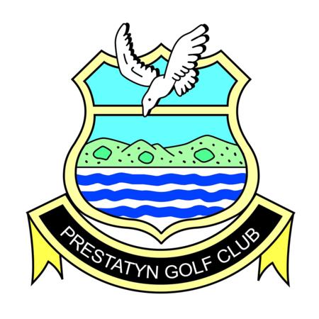 Logo of golf course named Prestatyn Golf Club
