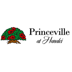 Logo of golf course named Princeville at Hanalei - Prince Golf Course