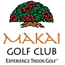 Logo of golf course named Princeville Makai Golf Club